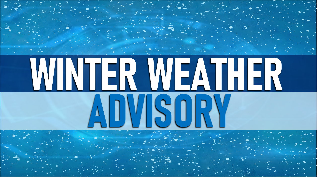 WINTER WEATHER ADVISORY: Dubois and Surrounding Counties
