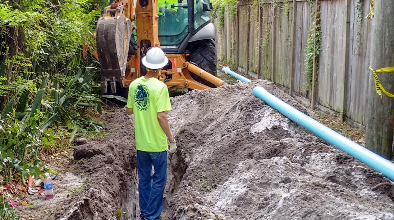 MAYOR SPINNER:  Work on Water Mains in Huntingburg Begins Today