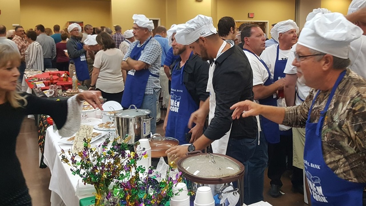 Dubois County 100 Men Who Cook Event Postponed Due to Rising COVID Numbers