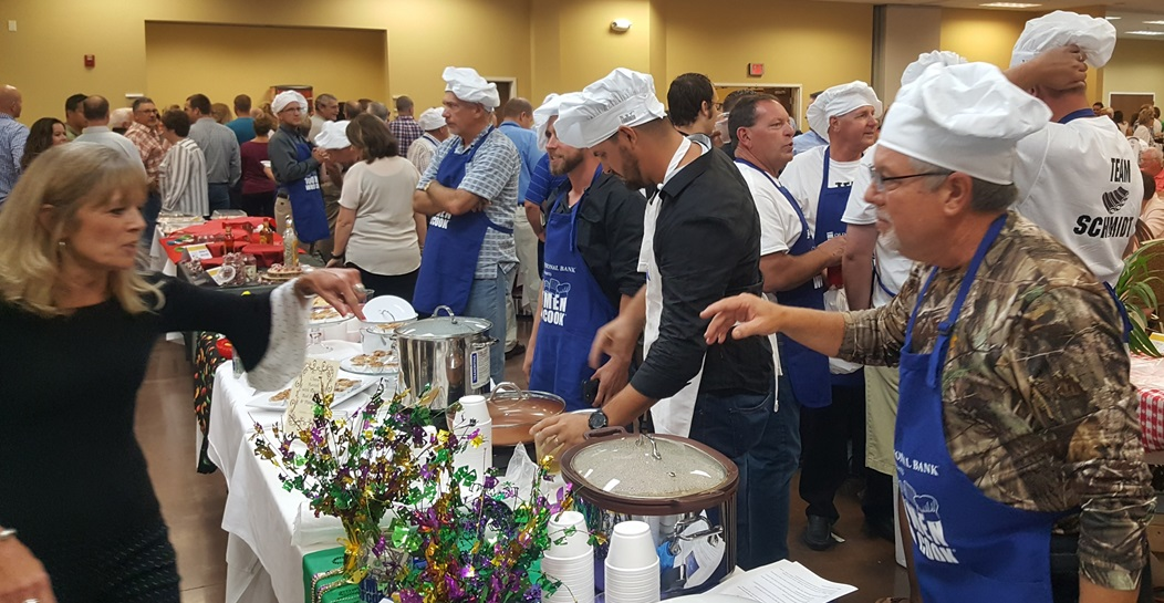 100 Men Who Cook Event Raises $255,000 for CASA