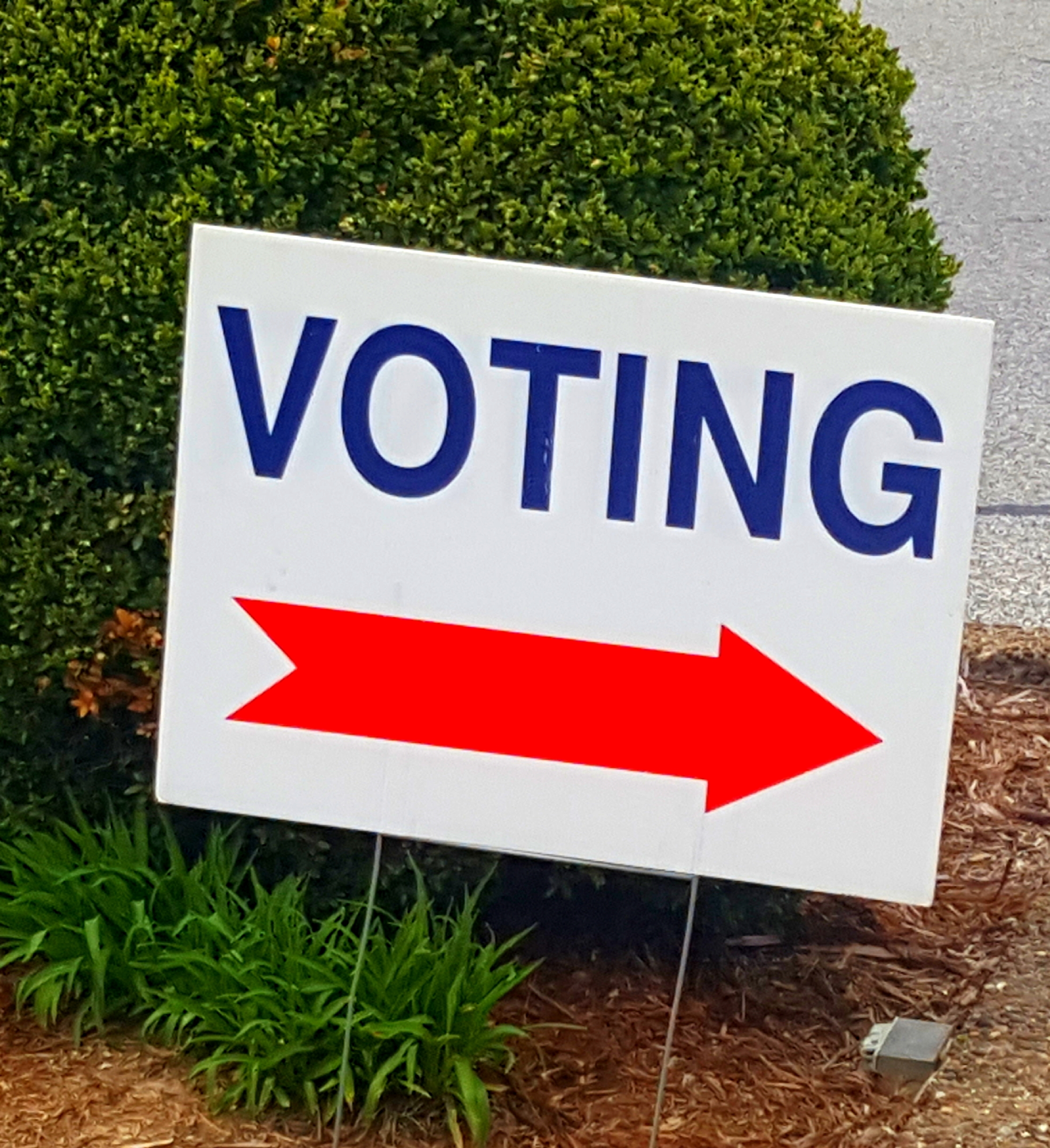 Satellite Primary Voting Saturday Across Dubois County