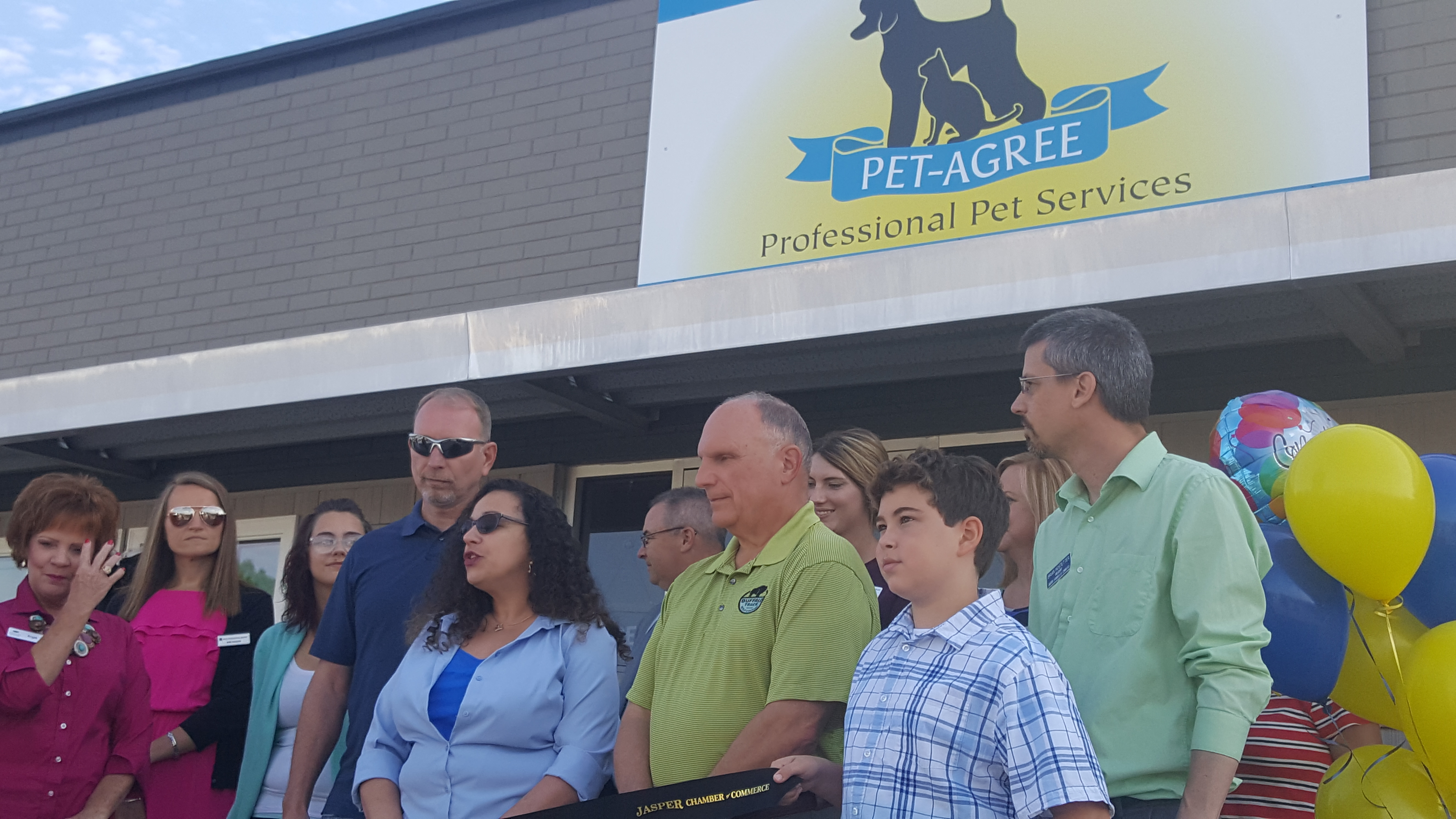 BIG PLANS:  Pet-Agree Opens New Location in Jasper