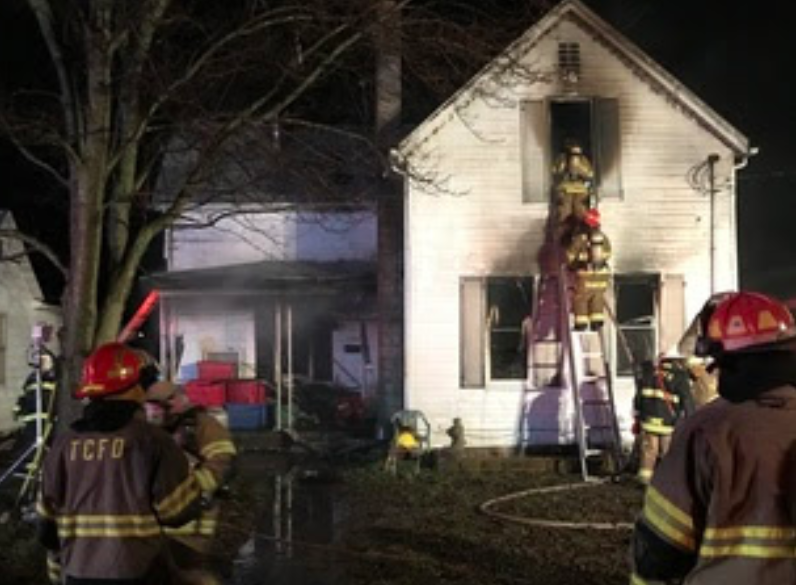 NEW INFO: Child Called 911, Three Other Kids Killed in Tell City House Fire