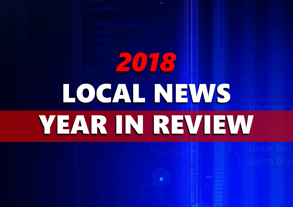 LISTEN NOW!  2018 Local News