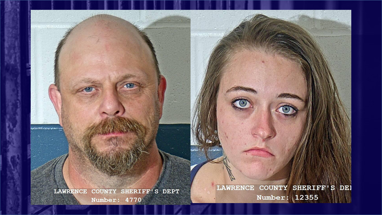 Two Arrested on Dealing Charges After Police Find Over 100 Grams of Meth