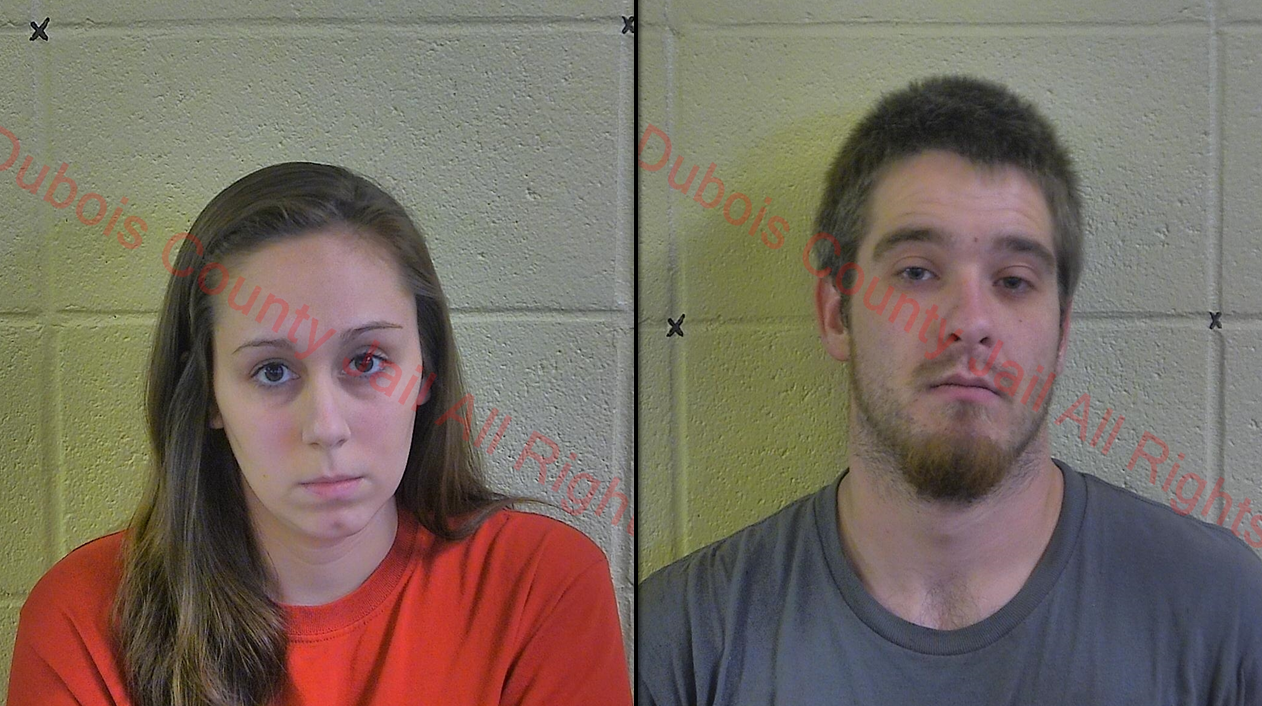 Pregnant Woman Accused of Hitting Her Husband With Her Car, Fleeing, Both Arrested