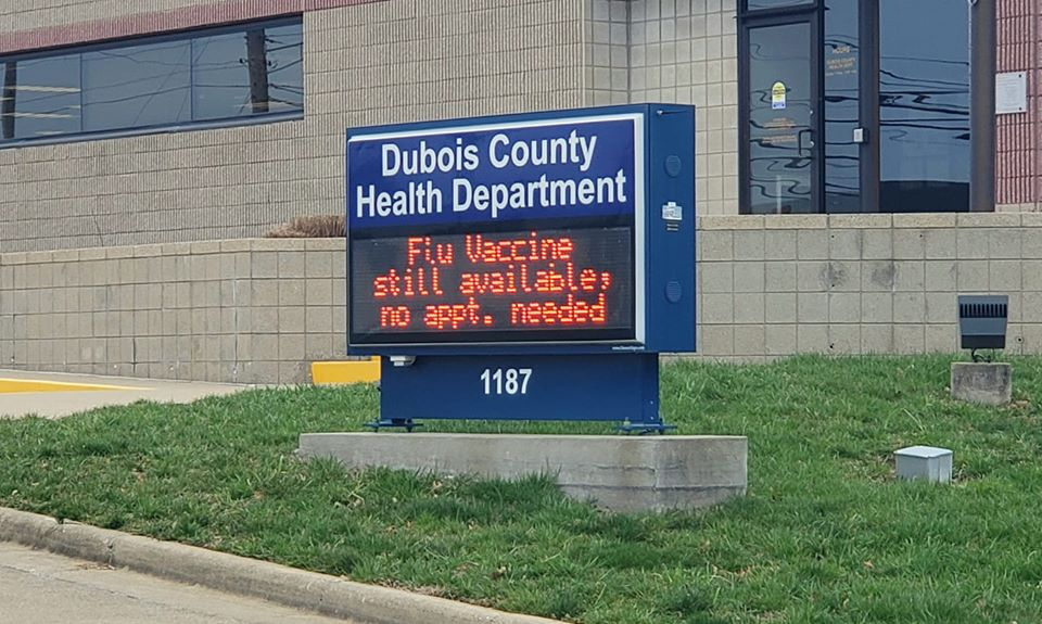 Dubois County Health Department Issues Clarification on Voluntary Closures of Non-Essential Businesses