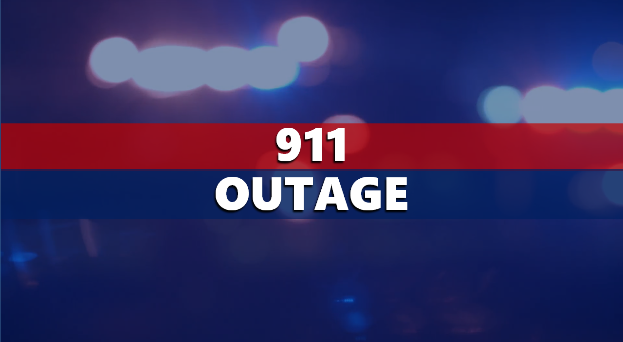 911 System Running Properly Again Following Friday Night Outage