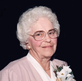 Adeline V. Mathies, age 92, of Dubois