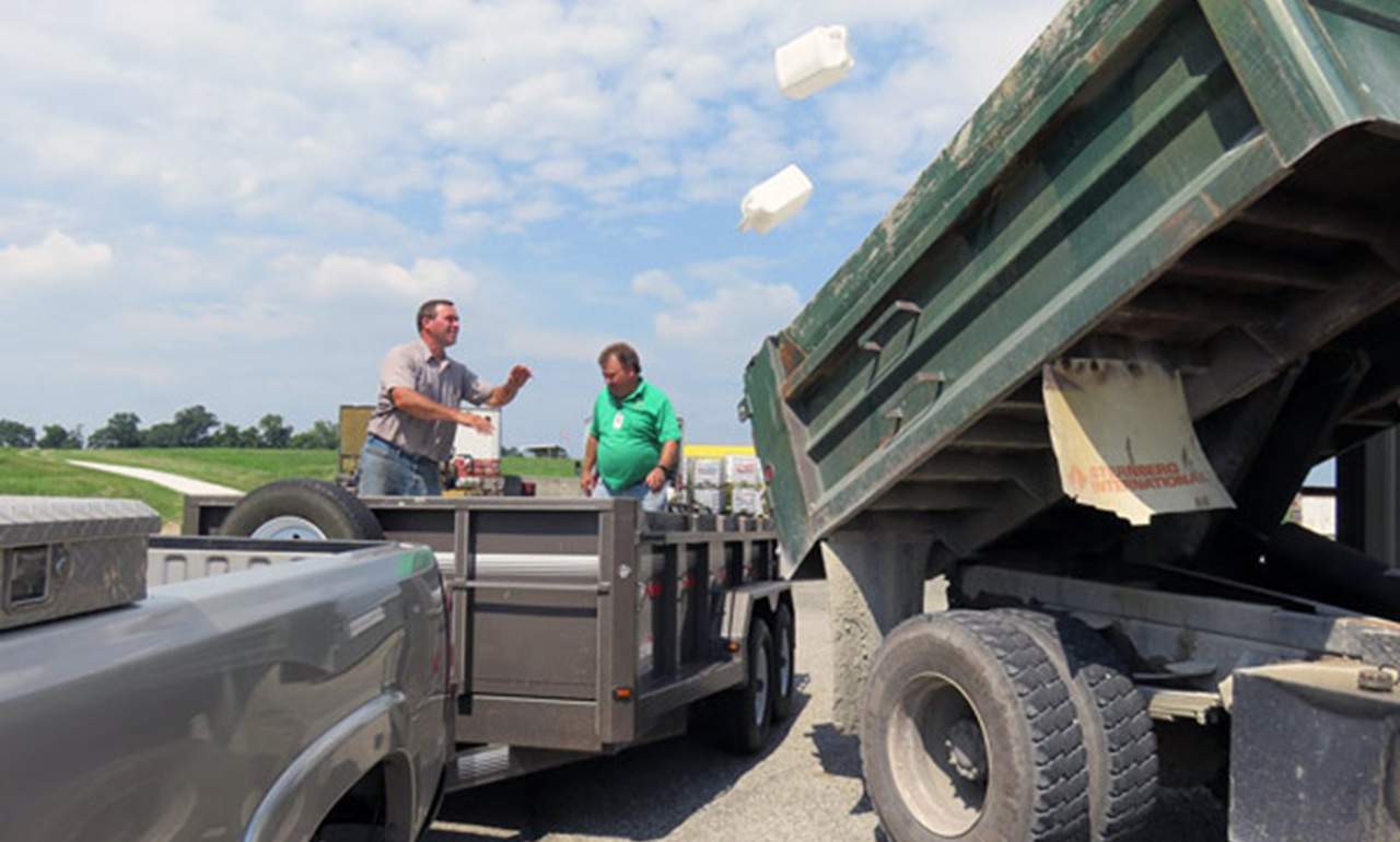 Farmers and Land Managers Can Recycle Empty Pesticide Jugs at Annual Ag Recycling Day July 31