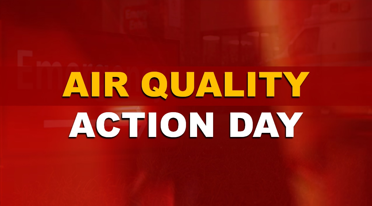 IDEM Issues Air Quality Action Day Saturday for Southern Indiana Regions