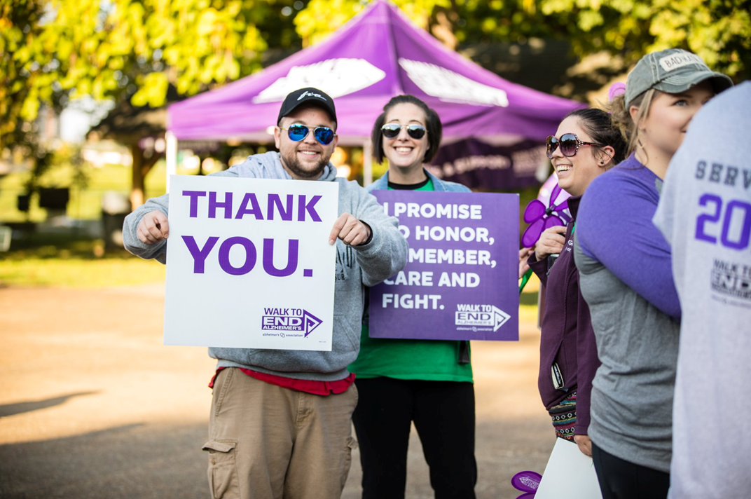Jasper Alzheimer's Association Walk Raised $66,500