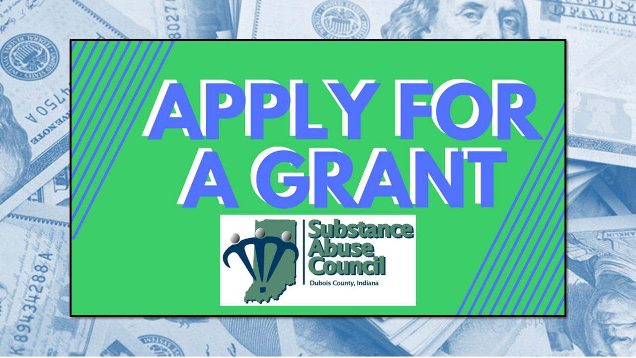 Dubois County Substance Abuse Council Seeking Grant Recipients