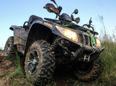 Local Groups Team Up For ATV 101 Spark Club