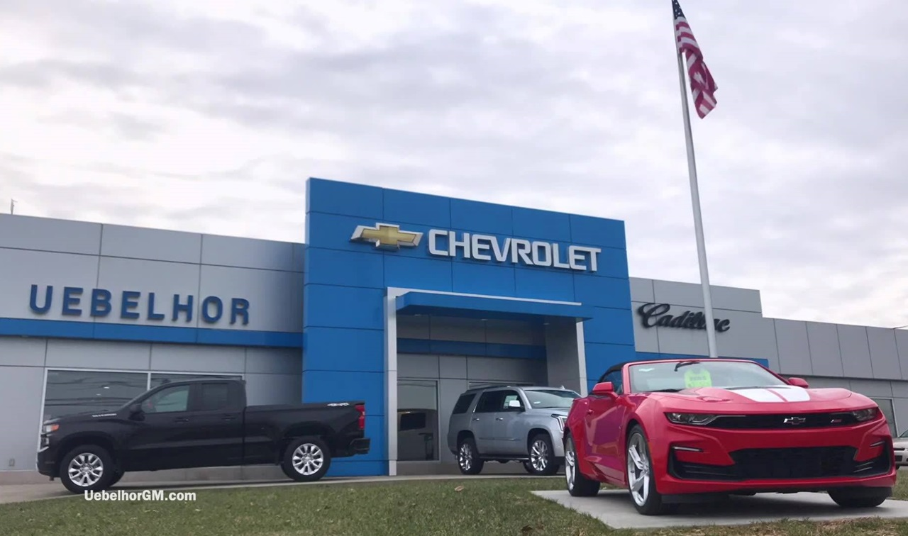 Uebelhor Chevrolet Recognized With Two General Motors Mark of Excellence Awards