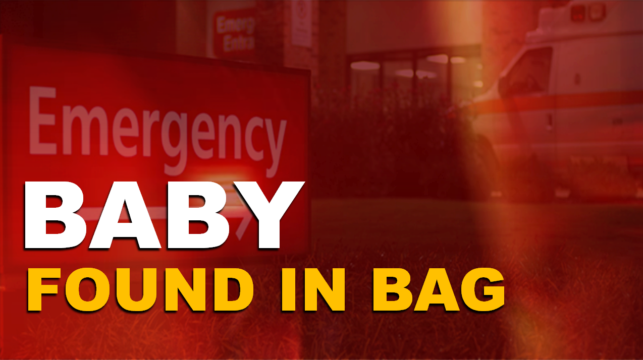 Police Looking For Mother of Baby Found Abandoned in Plastic Bag