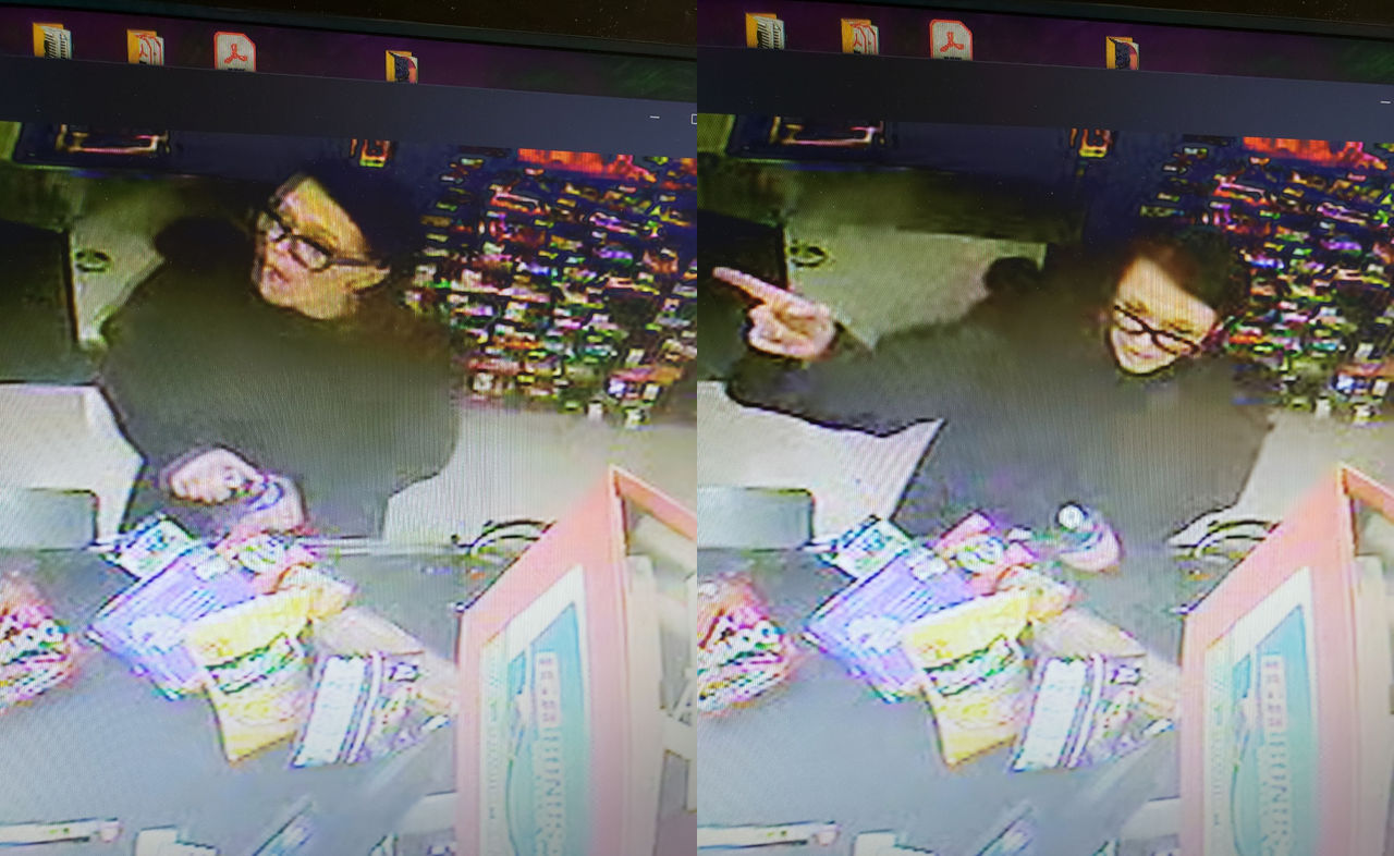 DO YOU KNOW HER?  She's Wanted In Connection to Theft / Counterfeiting Cases Throughout The Area