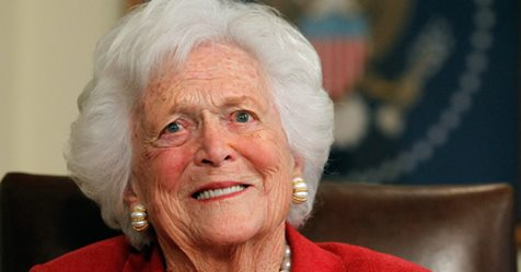 Former First Lady Barbara Bush Dies at 92