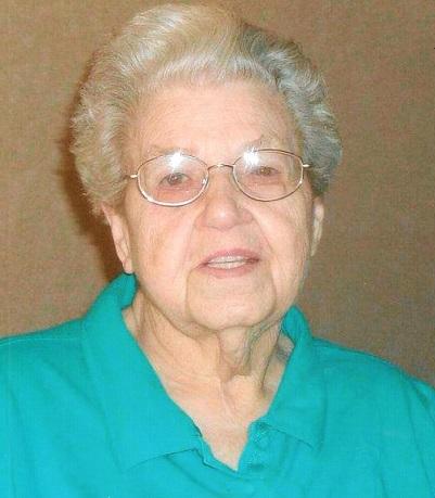 Bernardine C. Schepers, age 91, of Jasper