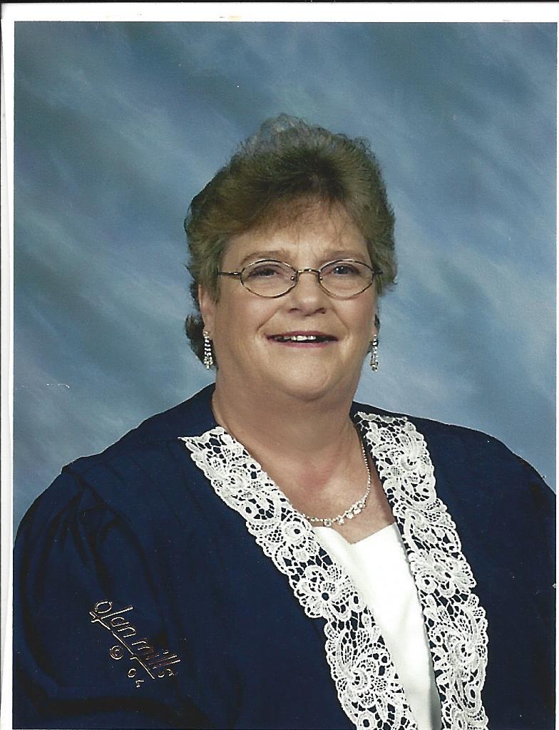Bernice (May) Brosmer, 77, of Dale