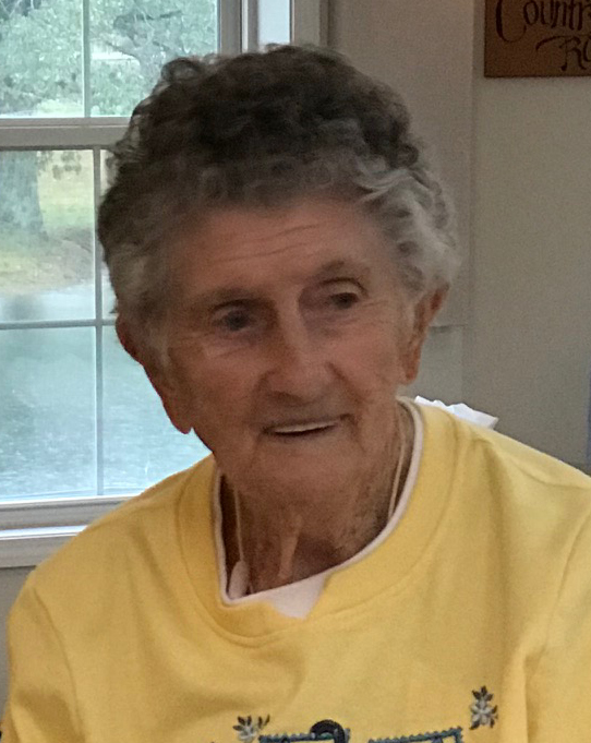 Berthal Cook, age 99, of Velpen
