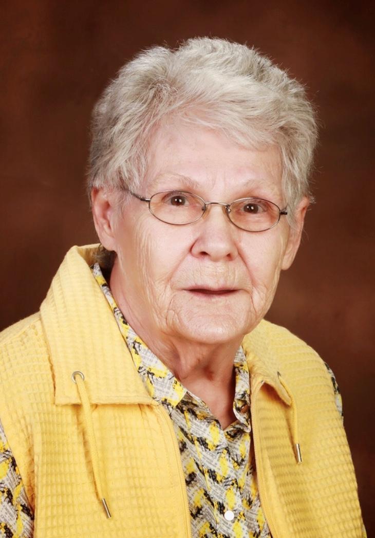Betty Vaeth, 87, of Ferdinand