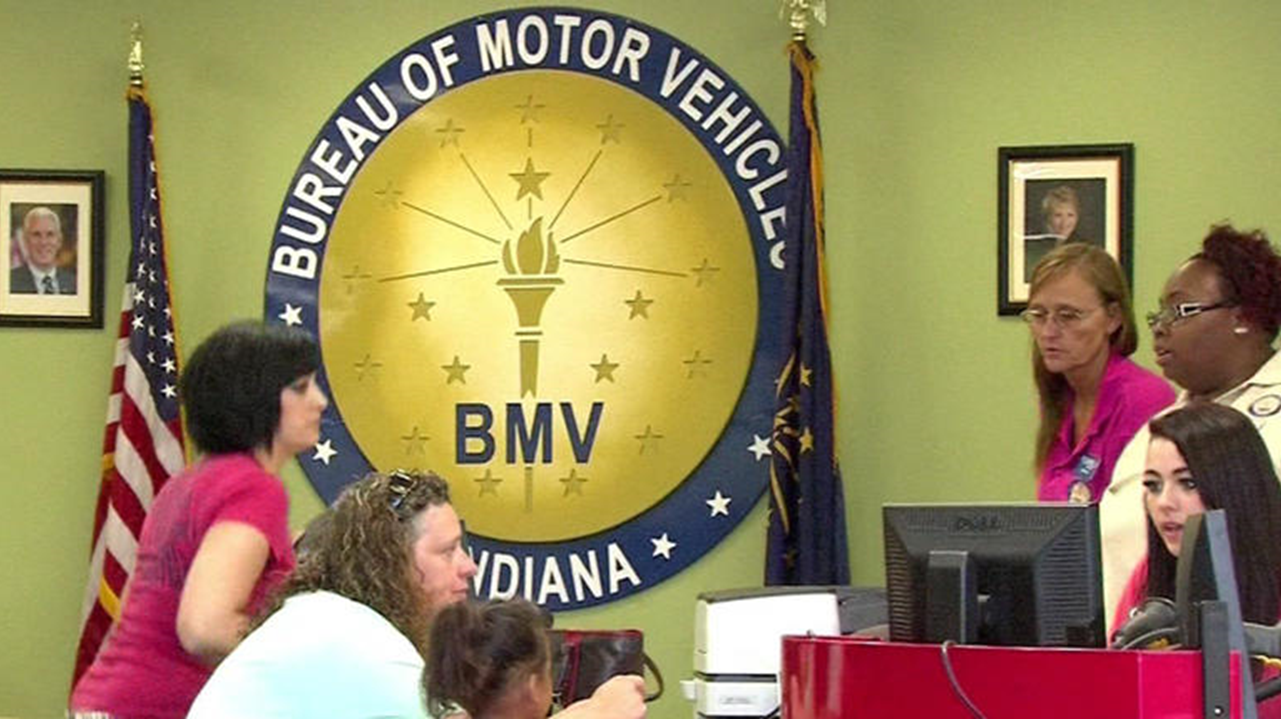 Indiana BMV Won't Comply with White House Request For Drivers' License Information