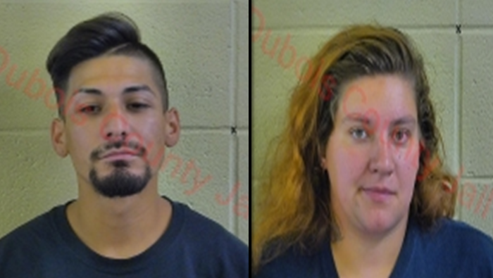 Jasper Pair Arrested for Giving Cops False Identities
