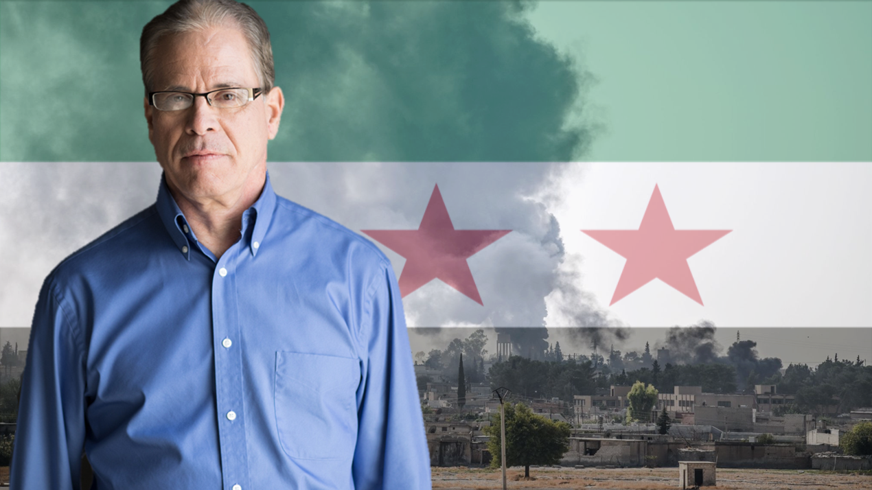 Sen. Mike Braun of Jasper Sides With President Trump on Pullout of American Troops in Syria