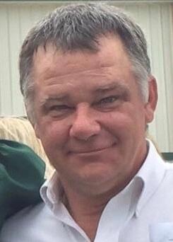 Brian John Blessinger, 53, of Fulda