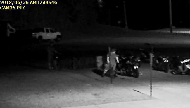 Jasper Police Asking For Public Information Regarding Bike Theft