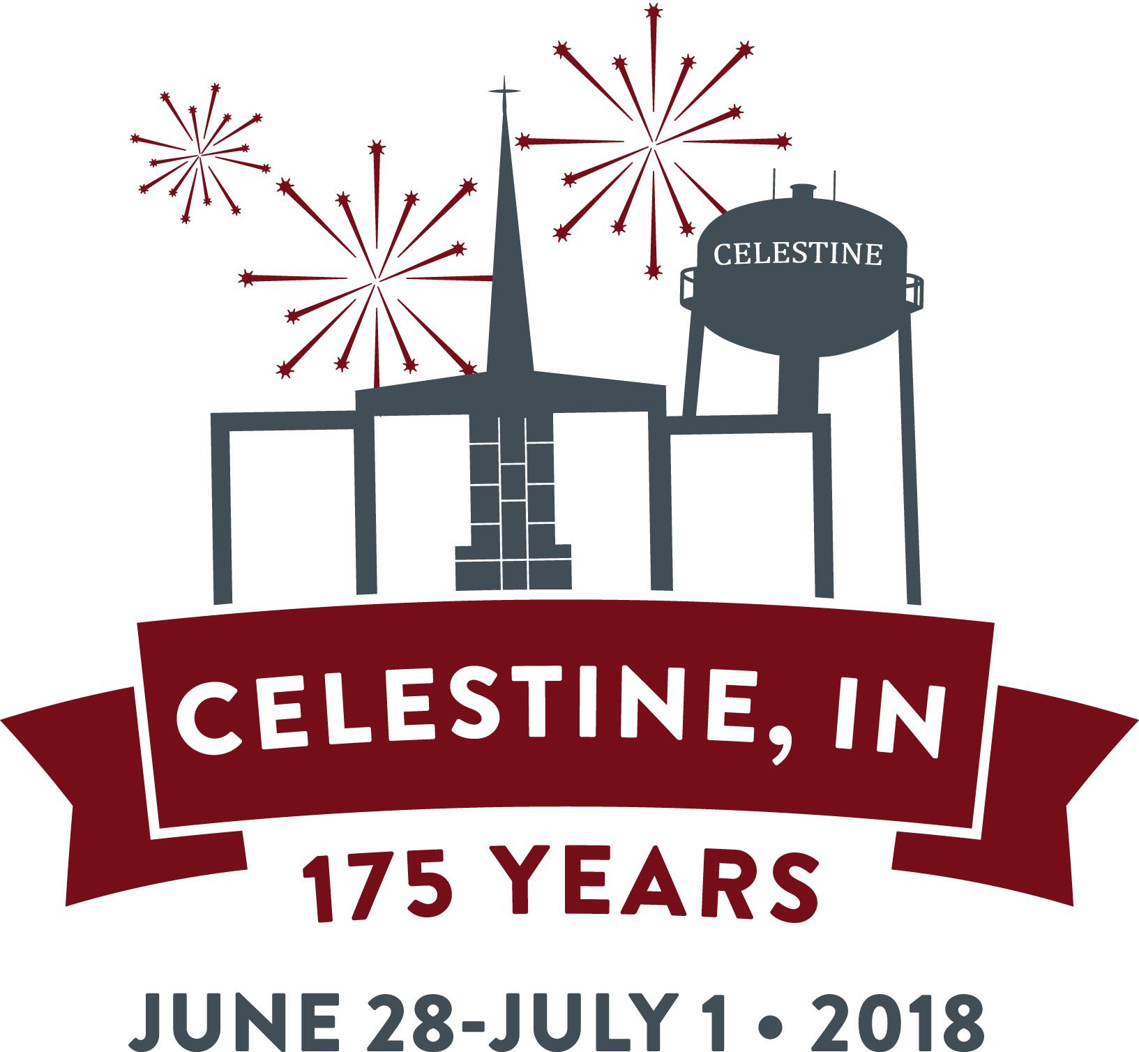 Celestine Celebrates 175 Years Beginning Thursday Evening