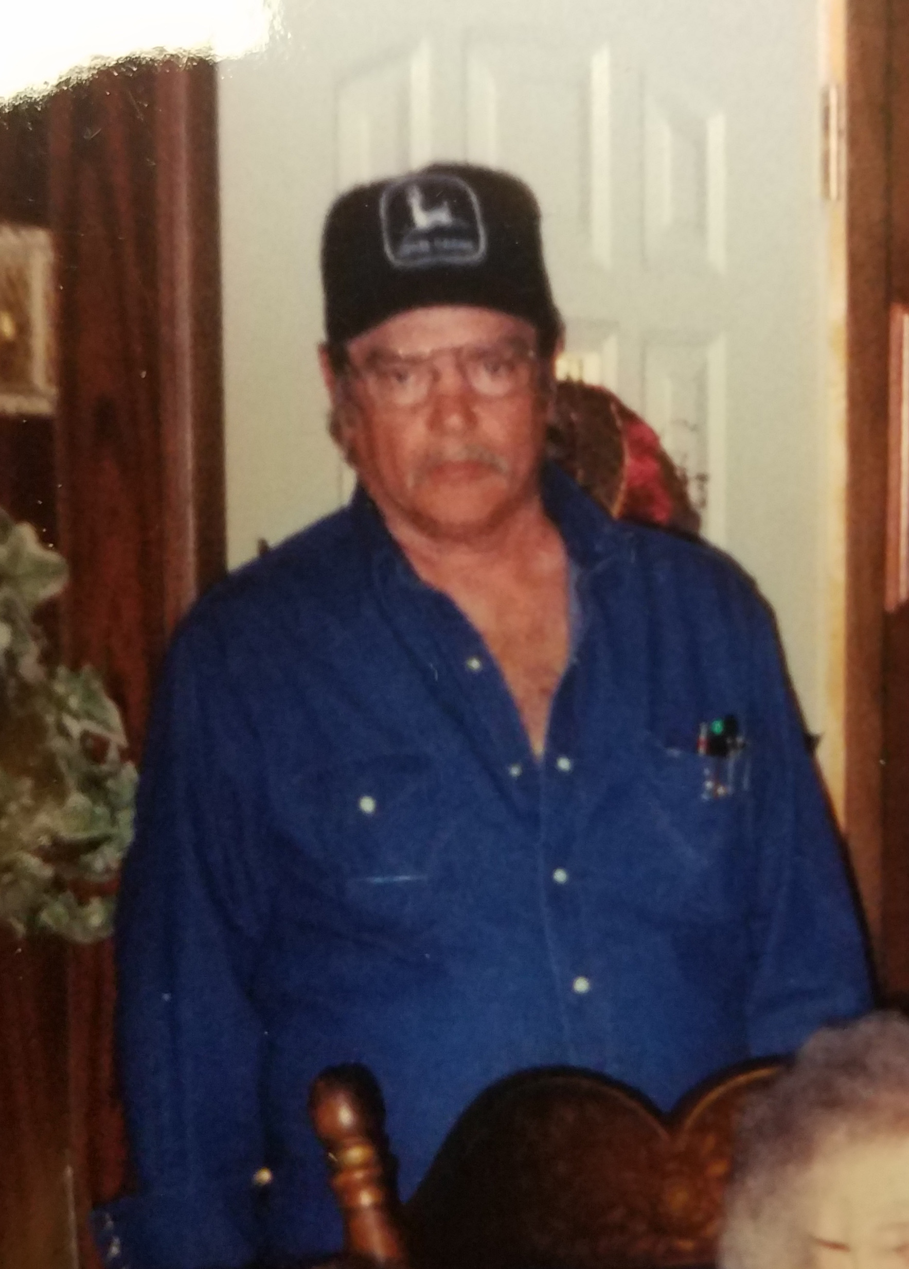 "Charles Ray ""Bud"" Allen, age 67, of Petersburg"