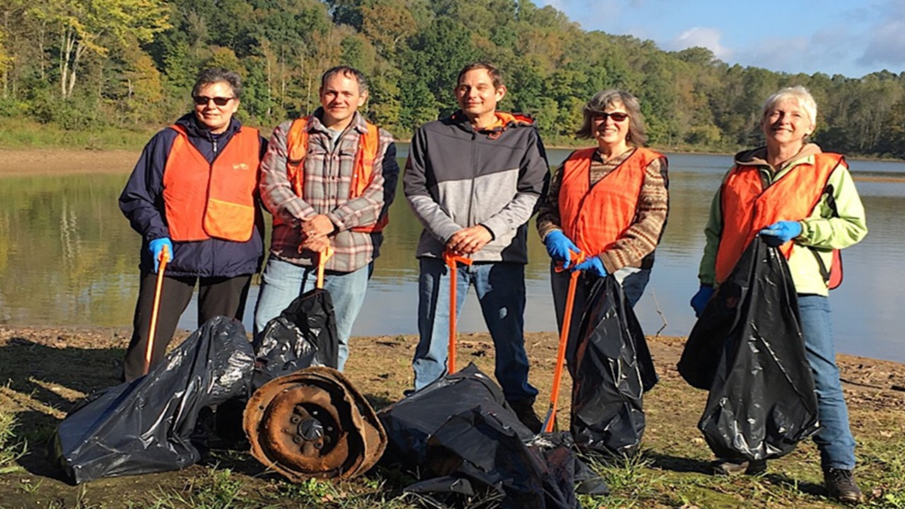 Patoka Lake Cleanup Day Scheduled For August But You'll See Changes Due to Pandemic