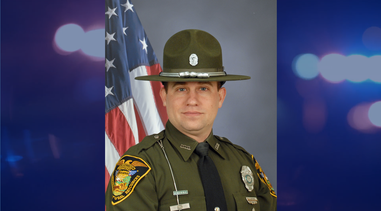Local Conservation Officer Named 2018 District 7 Officer of the Year