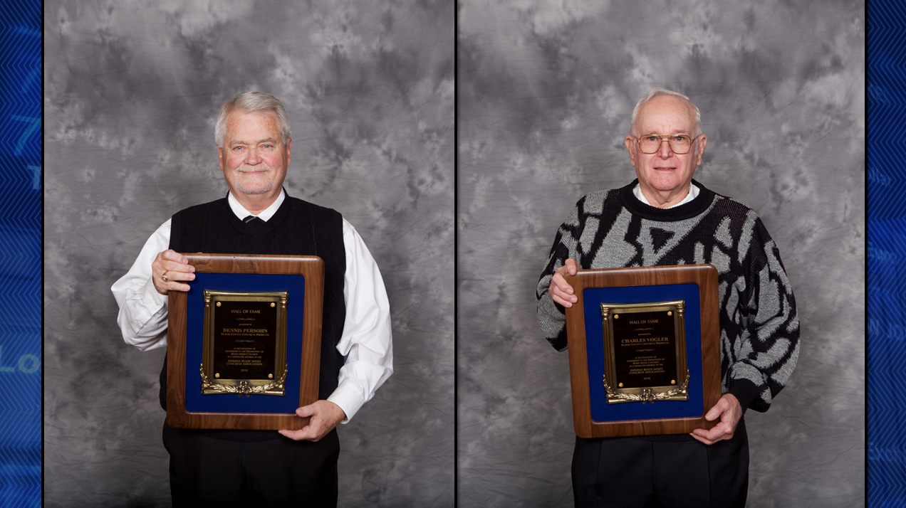 Two Jasper Residents Inducted into the IRMCA Hall of Fame