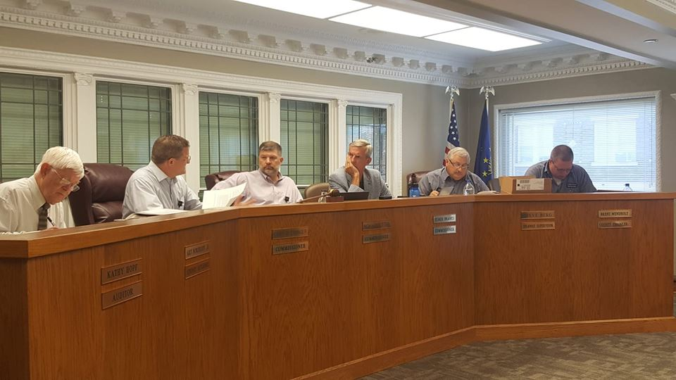 County Commissioners to Contact DNR About Landowner in Creek Dispute