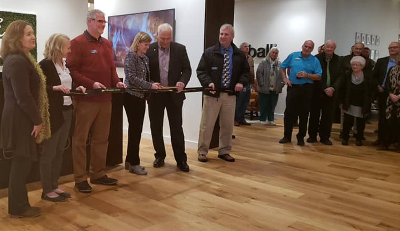 PHOTOS:  Kimball International Designs New Headquarters With Employees and Customers in Mind