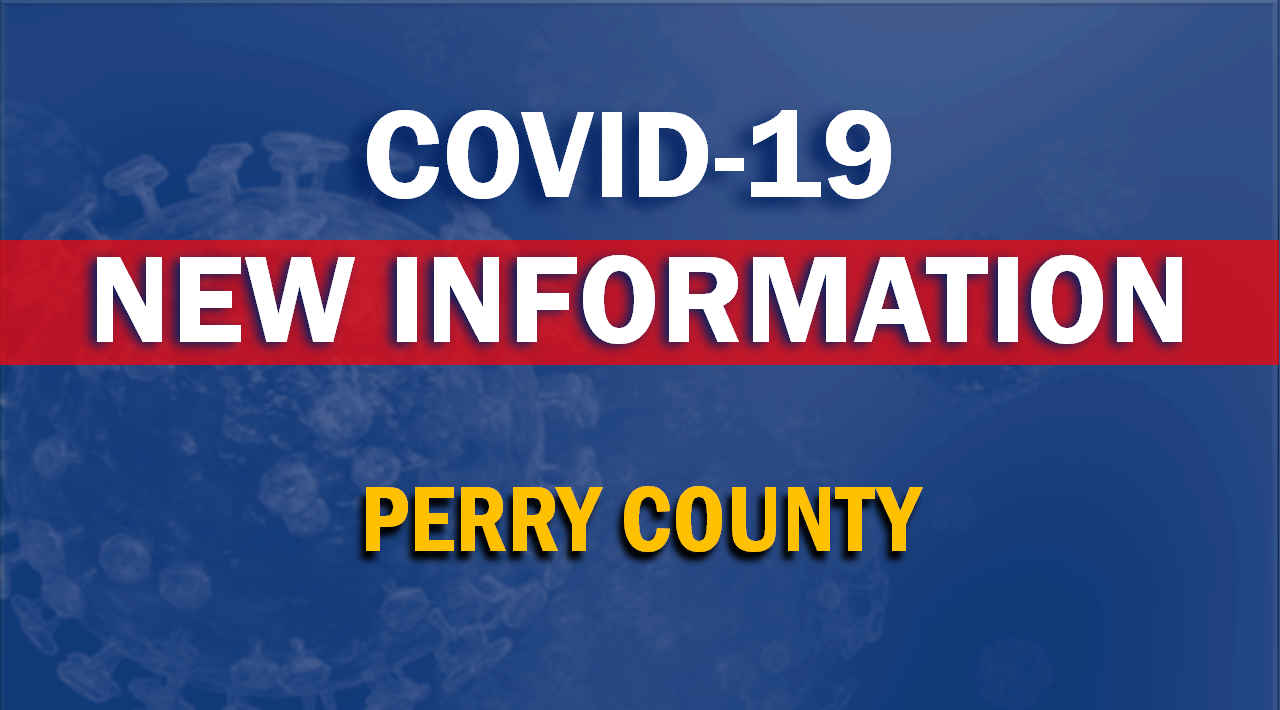 Perry County Officials Announce Third COVID Related Death; the Second in Two Days