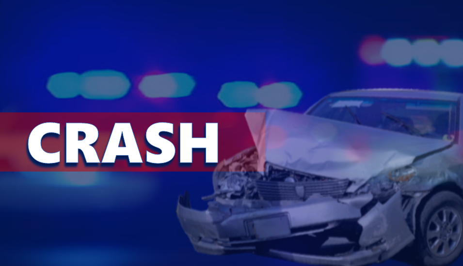 One Person Received Minor Injuries From 4-Vehicle Chain Reaction Crash Tuesday
