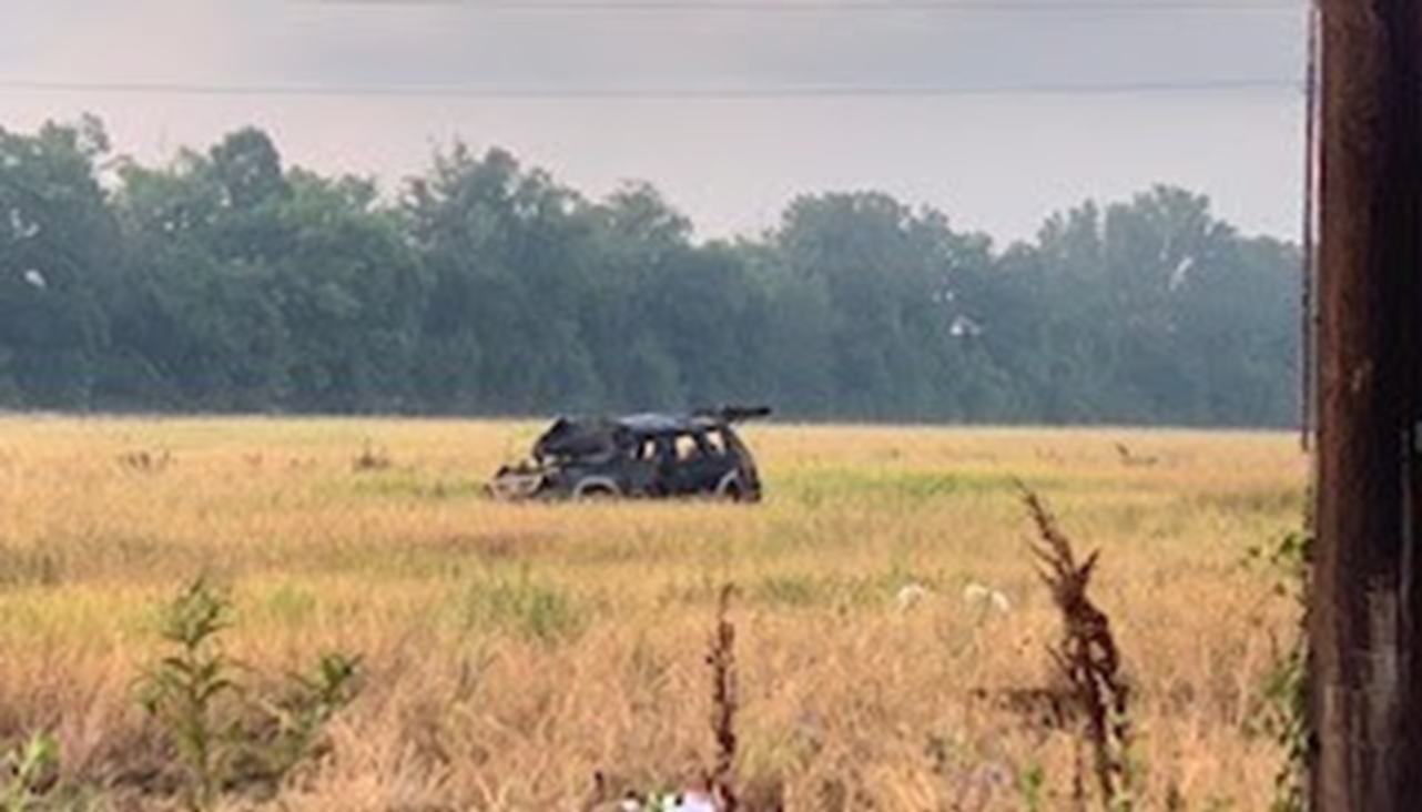Five Killed in Rollover Crash Near Scottsburg; None Were Wearing Seat Belts, Police Say