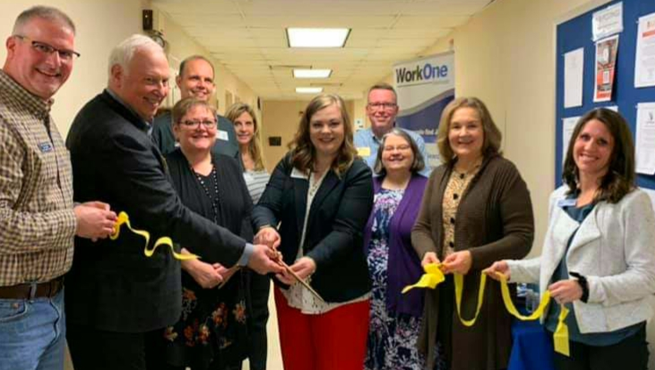 WorkOne Opens New Office, Locally Low Unemployment Will Force Them to Focus on Workforce Retention
