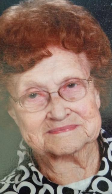 Cyrilla Schatz, 93 of St. Meinrad