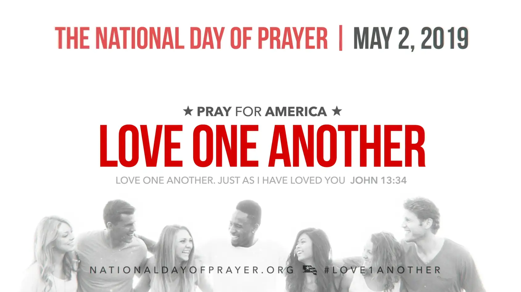 Local National Day of Prayer Event to be Held in Jasper Thursday Evening