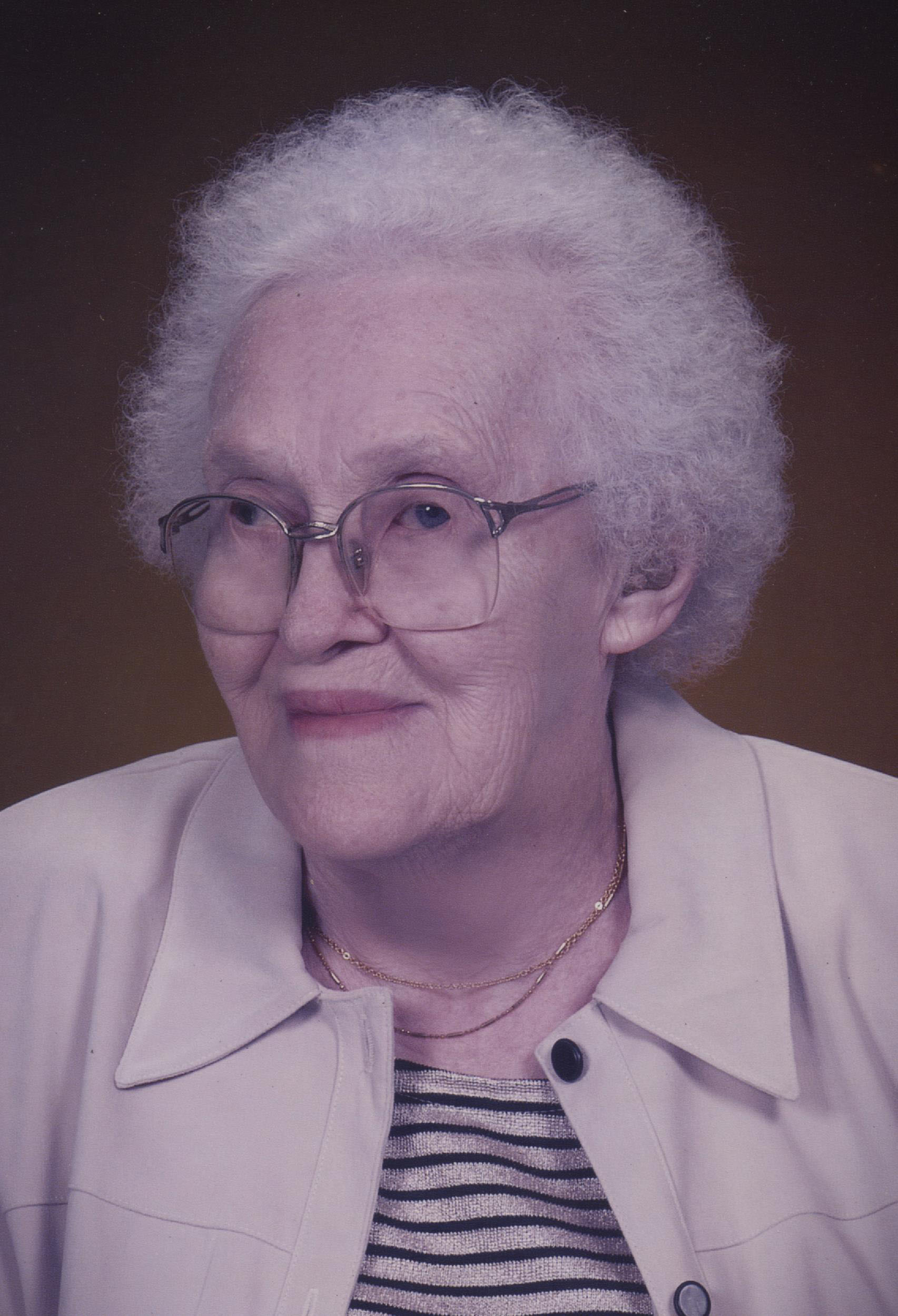 Delores Marie Auffart, age 95, of Huntingburg