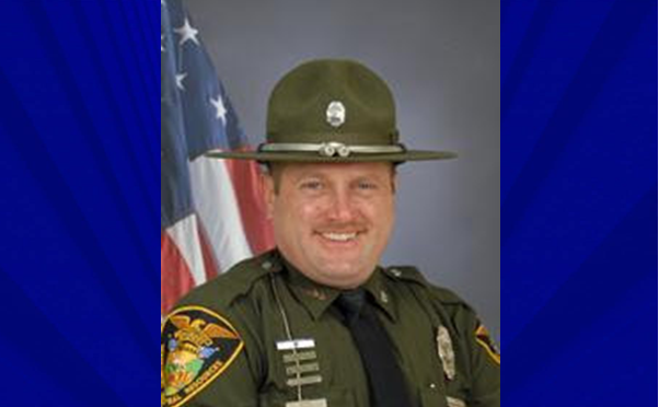 Local DNR Officer Wins Top Field Officer Award During Annual Meeting