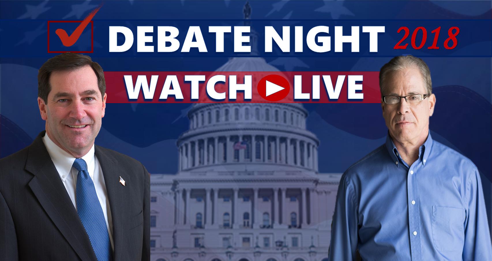 WATCH LIVE: U.S. Senate Debate [Indiana]