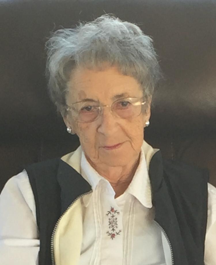 Doris J. Klem, age 90, formerly of Huntingburg