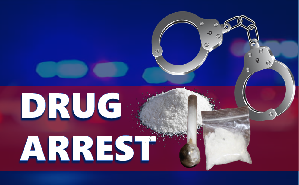 Two Arrested on Meth, Other Charges Following Recent Enforcement Detail