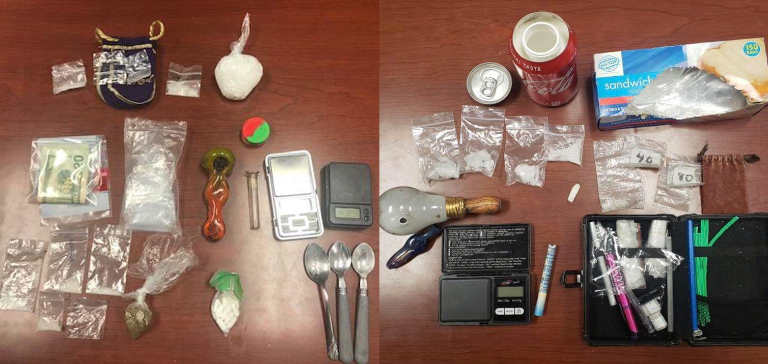 Seven Arrested on Various Meth Charges in Washington